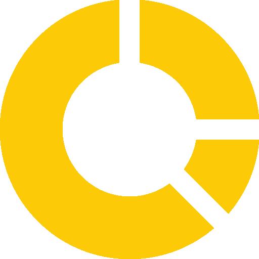 Grafik: Aha Erklärvideos - Diagramm kreisförmig